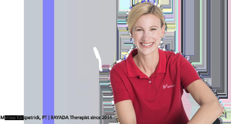 Melissa Kirkpatrick, PT | BAYADA Therapist since 2014