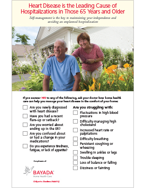 Home Health Care for Heart Disease