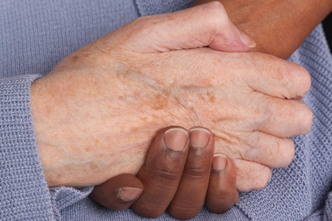 Hospice Helps a Couple Face Terminal Cancer | BAYADA Home