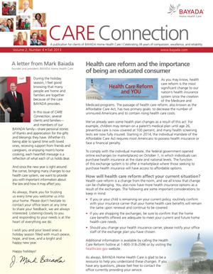 care connection fall 2013 english version