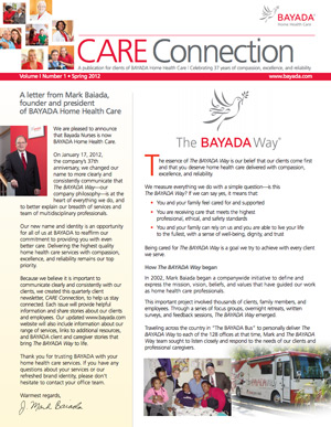 care connection spring 2012 english version