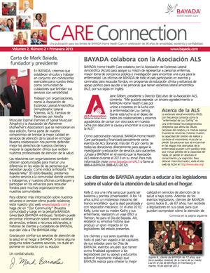 care connection spring 2013 english version