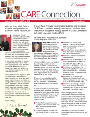 care connection winter 2012 english version