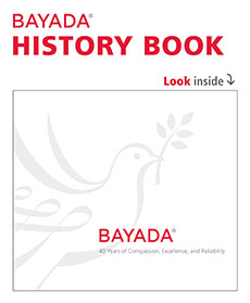 read the ebook of the bayada way history book