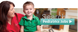 search pediatrics jobs
